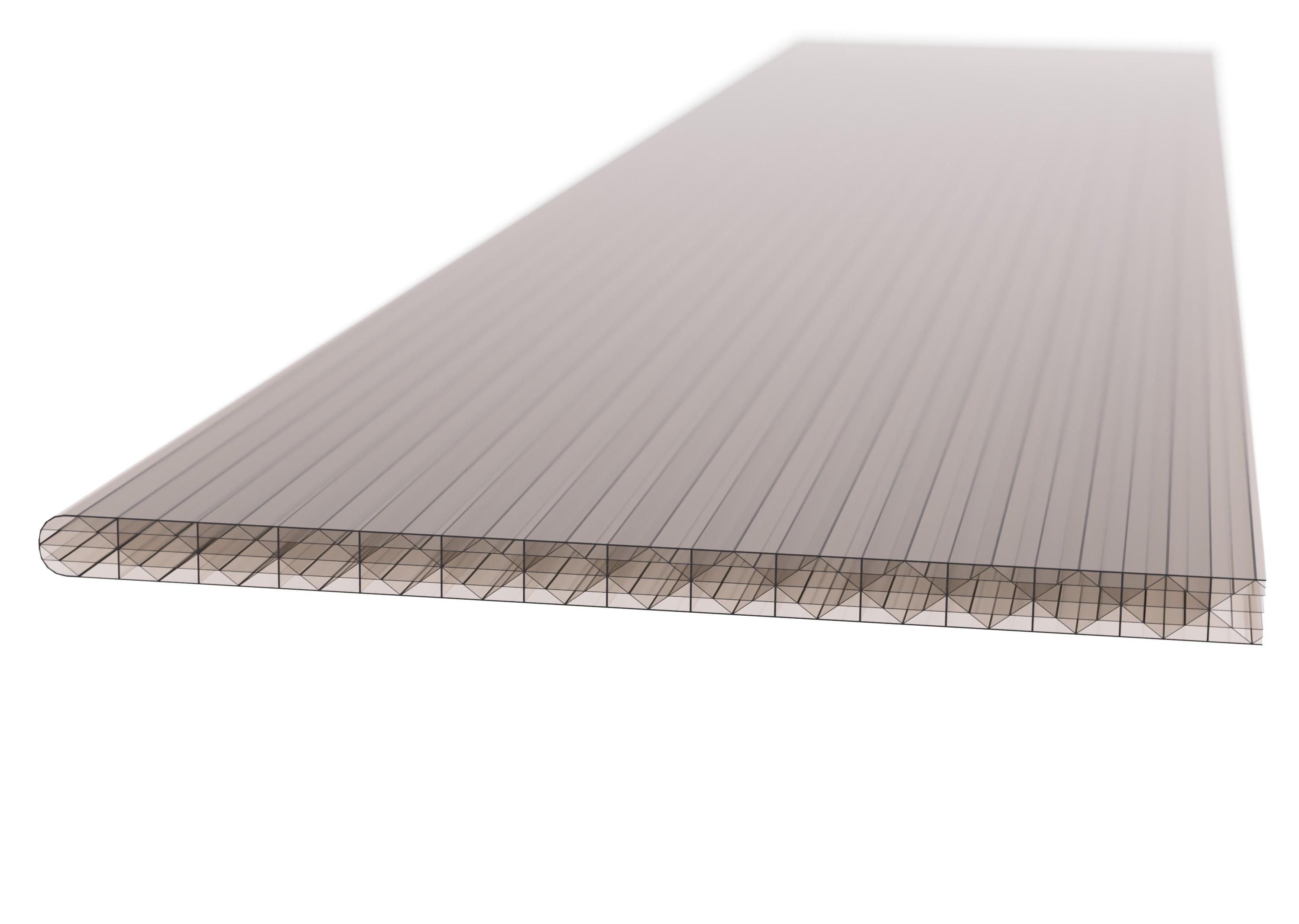 Komôrkové / dutinkové polykarbonátové platne LEXAN s 2UV filtrom