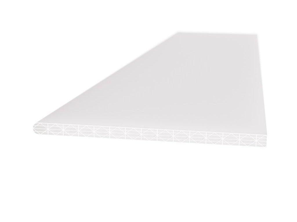Polykarbonátová platňa LEXAN komorová 16 mm biela UV (Délka 2000, Šířka 1050)