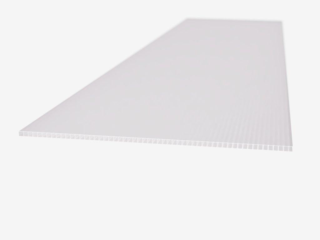 Polykarbonátová platňa LEXAN komorová 6 mm biela UV (Šířka 1050, Délka 2000)