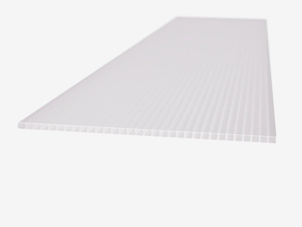 Polykarbonátová platňa LEXAN komorová 8 mm biela UV (Šířka 1050, Délka 2000)