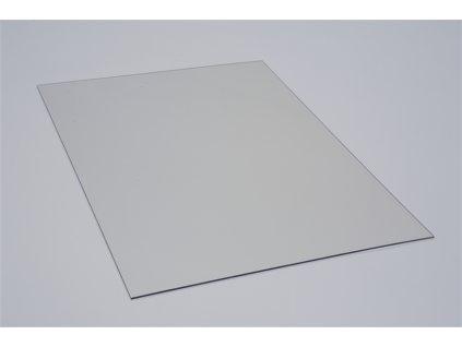 Polykarbonátová platňa LEXAN plná 1 mm číra (Šířka 1025, Délka 1250)