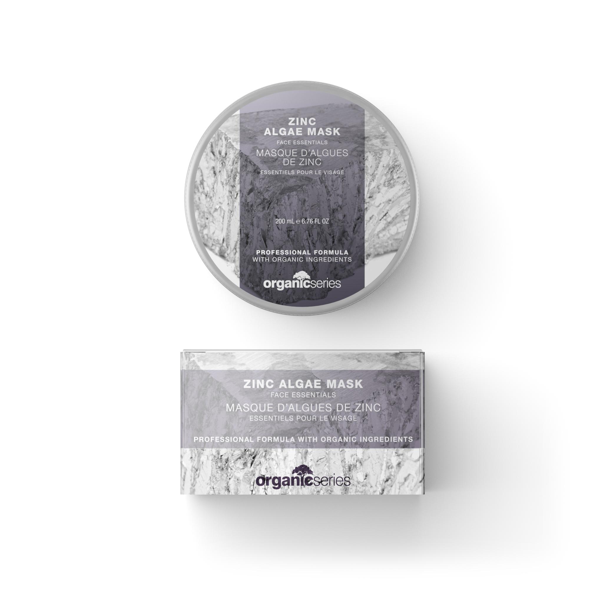 Alginátová maska - Zinek objem ml: 200 ml
