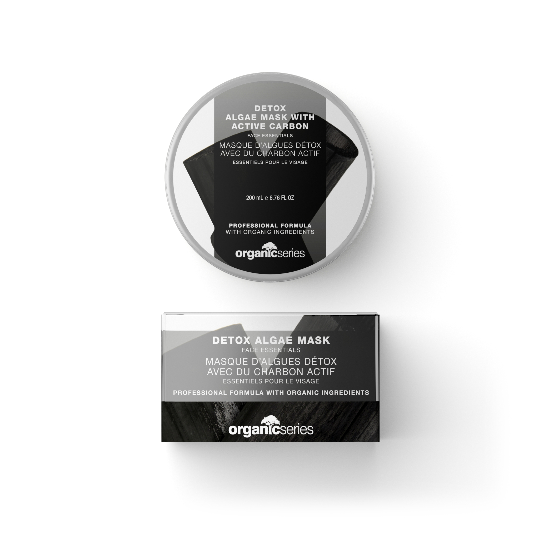 Alginátová maska - DETOX objem ml: 200 ml