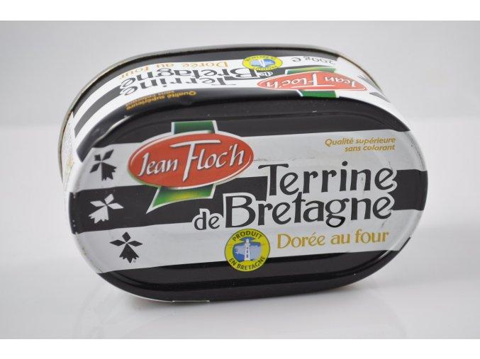 Terrina Gretagne zapékaná bretaňská