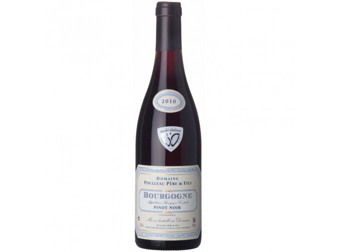 Domaine Poulleau Pere & Fils-Bourgogne Pinot Noir-AOC