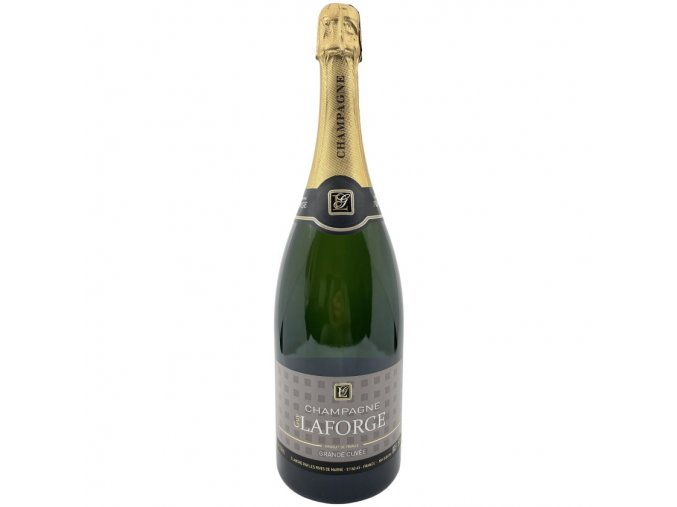 Champagne-magnum-Guy-Laforge