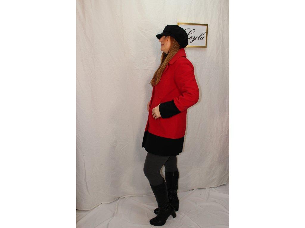 Kabát dámsky