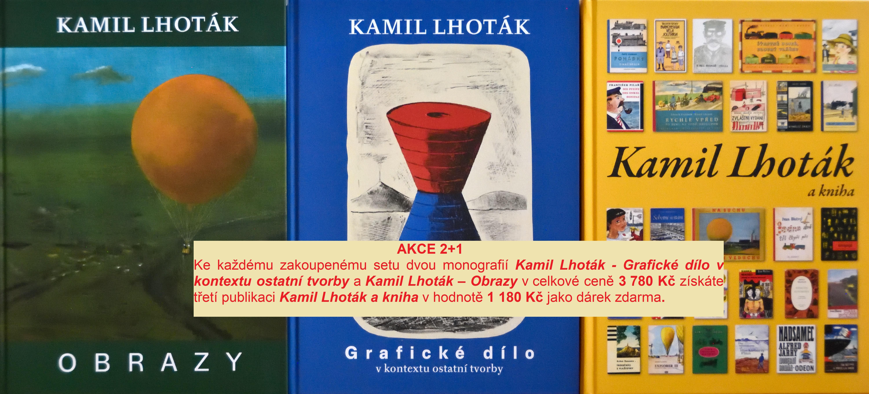 Kamil Lhoták Akce 2+1