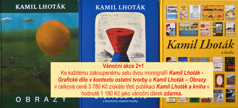 Vánoční akce Kamil Lhoták