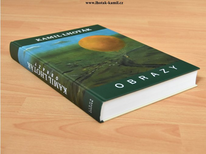 Kniha Kamil Lhoták Obrazy 1