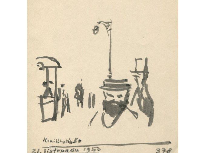 Na pařížském bulváru kopie