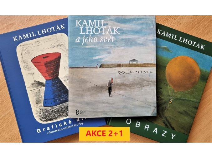 Kamil Lhoták - Akce 2+1
