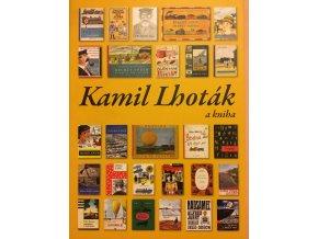 Kamil Lhoták a kniha