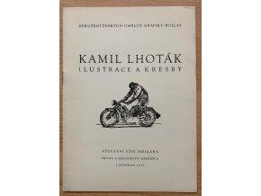 Kamil Lhoták - Ilustrace a kresby