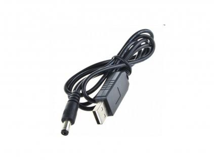 Redukce pro připojení  lampy 19x19  k PC nebo powerbance
