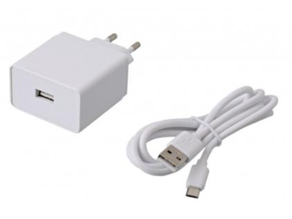 Nabíječka Quick Charge 3.0A bílá