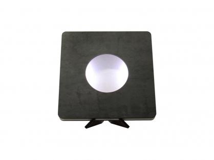 globe 22 tbílá 1 stolní LED lampička 31x31cm