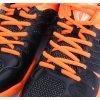 LI-NING IMPACT, ORANGE/BLACK, Pánská sálová obuv