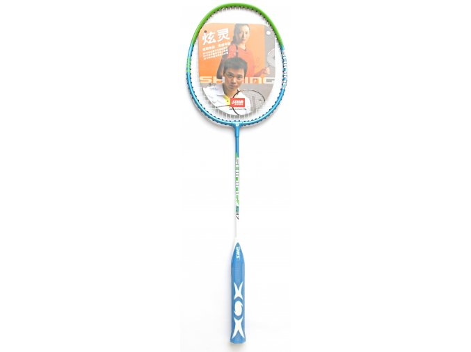 LI-NING DHS S37, Badmintonová raketa
