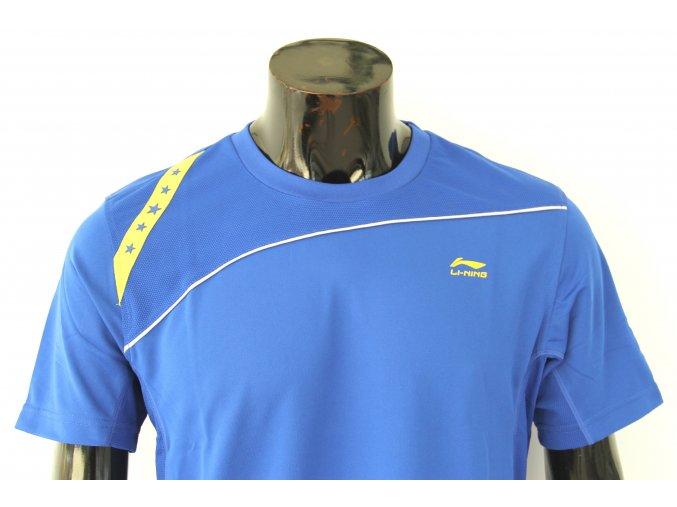 Sportovní tričko LI-NING Blue Edition