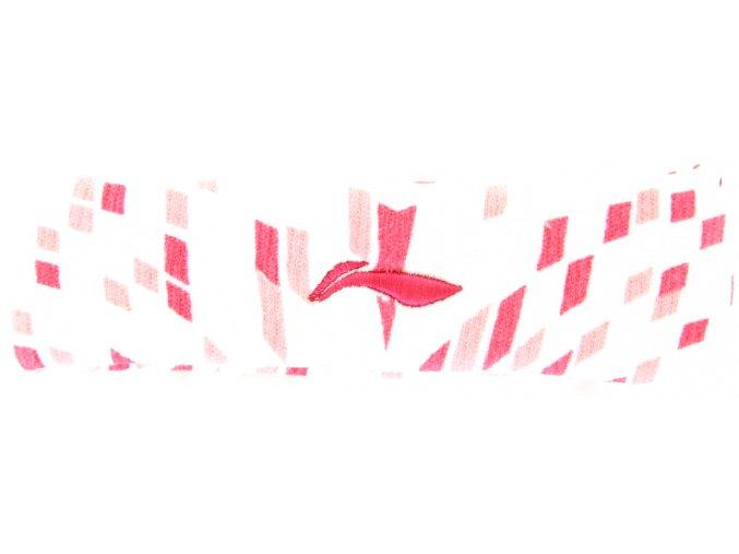 Čelenka LI-NING Sport 2016 Pink