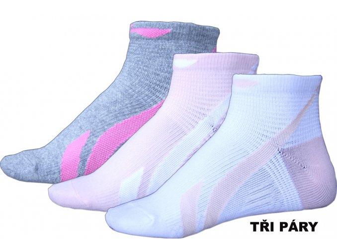 Sportovní ponožky LI-NING Sport 2016 Dámské - set 3 páry