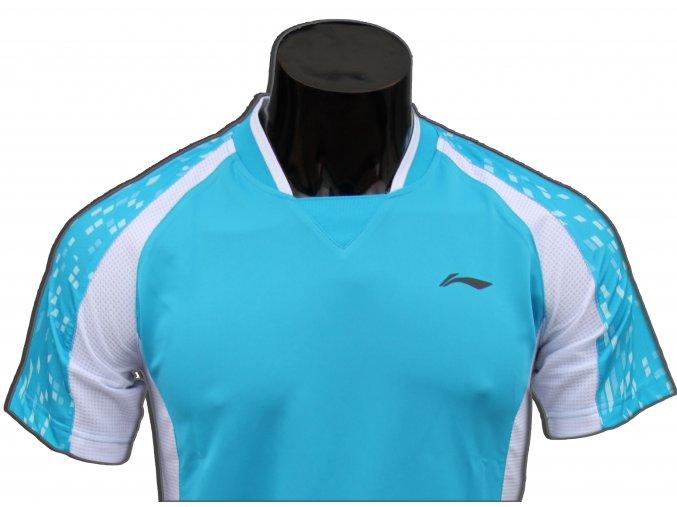 Sportovní tričko LI-NING Sport 2016 Light Blue