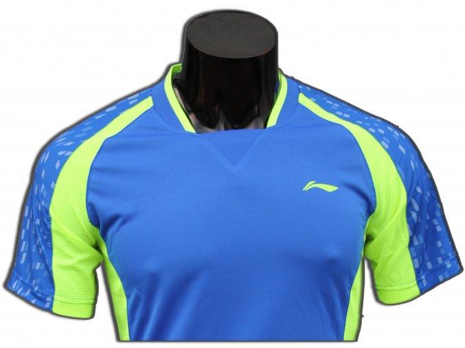Sportovní tričko LI-NING Sport 2016 Blue