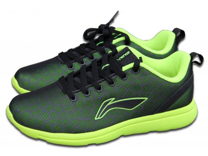 LI-NING STABLE 2016 FRESH GREEN, Pánská sportovní obuv