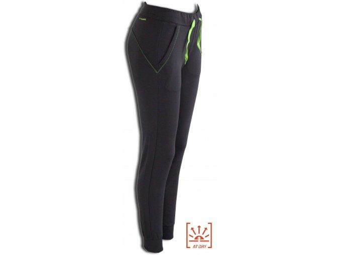 LI-NING BITE 2016, Fresh GREEN, Dámské sportovní kalhoty