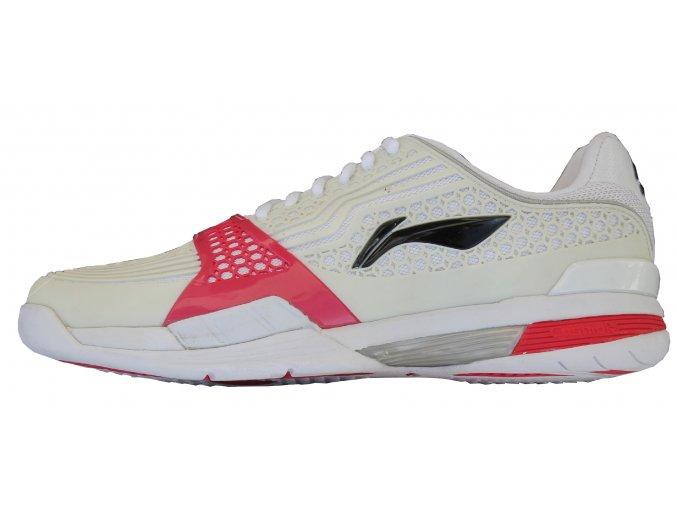 LI-NING PROFI 2016, červená, TOP tenisová obuv