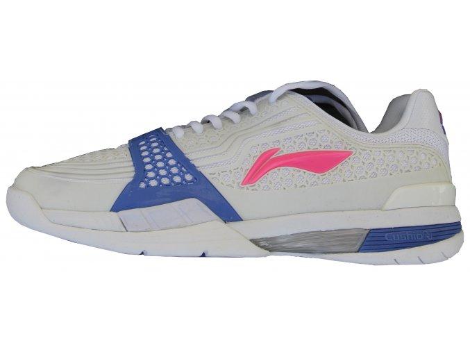 LI-NING PROFI 2016, modrá, TOP tenisová obuv