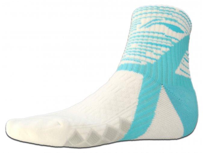 Ponožky Comfort 2017/18, azzura - světle modrá
