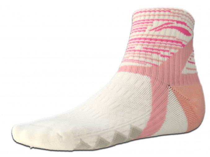 Ponožky Comfort 2017/18, glamour - světle růžová
