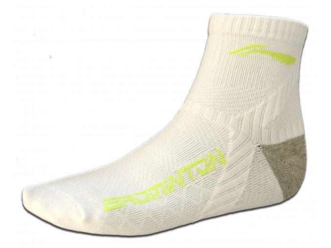 Ponožky Badminton 2017/18, flash green - reflex zelená