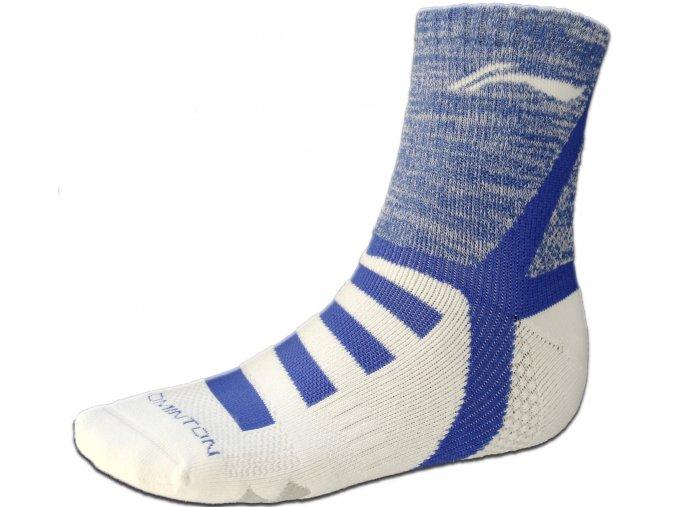 Ponožky COMFORT Badminton 2017/18, blue - modrá