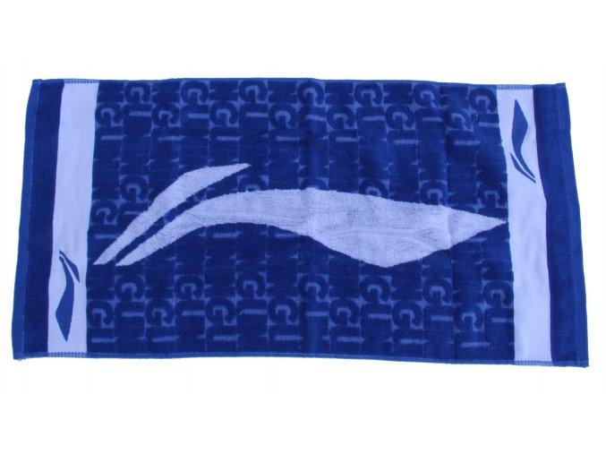 Ručník LI-NING Modrá