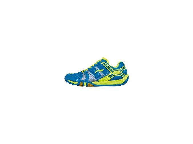Pánská sálová obuv LI-NING Metall X STORM I Flash Green