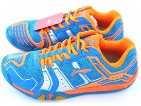 LI-NING Metall X STORM I, Flash Blu, Pánská sálová obuv