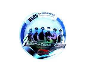 Badmintonový výplet LI-NING NS 95 Set Blue