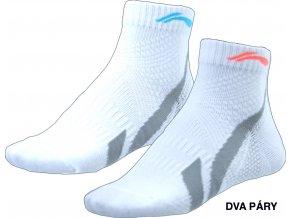 Sportovní ponožky LI-NING Sport 2016 Dámské - set 2 páry