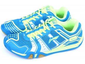 LI-NING Metall X STORM I, Flash Green, Pánská sálová obuv