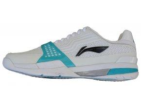LI-NING PROFI 2016, azurová, TOP tenisová obuv