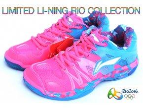 RIO LIMITED - STORM RIO, Dámská sálová obuv - limitovaná edice