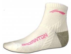 Ponožky Badminton 2017/18, glamour - růžová