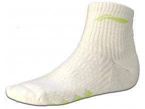 Ponožky  2017/18, flash green - reflex zelená