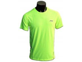 Sportovní triko LI-NING  2017, fresh Green - reflexní zelená, pánské