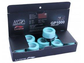 Omotávka Overgrip Glue - Azzura - 10 ks, azurová