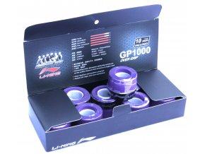 Omotávka Overgrip Glue - Magenta - 10 ks, fialová