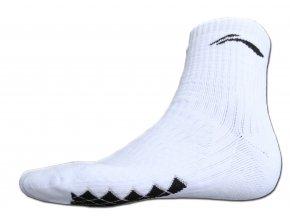 Ponožky  2017/18, flash green - bílá/černá
